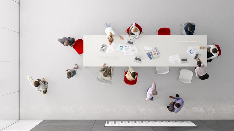 Office Work is Not Yet Dead